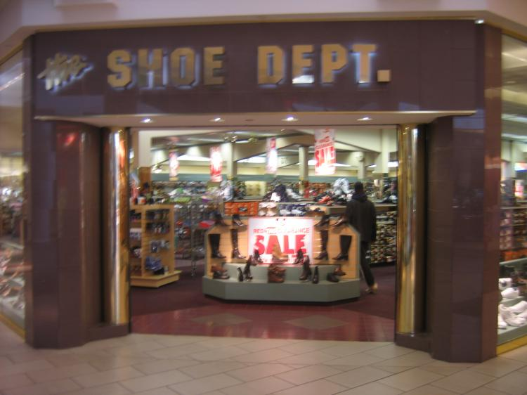 SHOE DEPT in ARLINGTON, TX - Shoes-Retail - Business Profile
